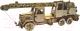Сборная модель POLLY Автокран ТР-07 -