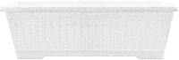 Вазон Алеана Терра 80 МК 114098 (белый флок) -