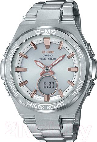 Часы наручные женские Casio, MSG-S200D-7AER, Китай  - купить со скидкой