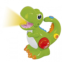 Интерактивная игрушка Chicco Динозавр -