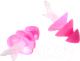 Беруши для плавания ARENA Earplug Pro Clear Fuchsia 000029129 -