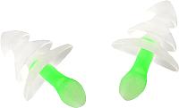 Беруши для плавания ARENA Earplug Pro Clear Lime 000029126 -