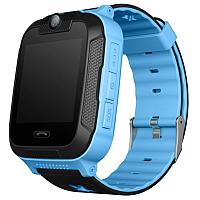 Умные часы детские Smart Baby Watch Q07 (голубой) -
