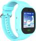 Умные часы детские Smart Baby Watch Q06 Waterproof Swimming (голубой) -