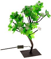 Светодиодное дерево Luazon Цветы 666344 (0.3м, мульти) -
