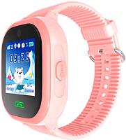 Умные часы детские Smart Baby Watch Q06 Waterproof Swimming (розовый) -