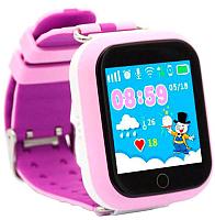 Умные часы детские Smart Baby Watch Q10 (розовый) -