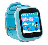 Умные часы детские Smart Baby Watch Q10 (голубой) -