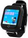 Умные часы детские Smart Baby Watch Q10 (черный) -