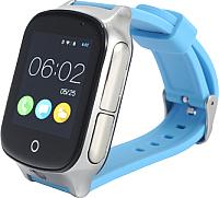 Умные часы детские Smart Baby Watch GW19 (голубой) -