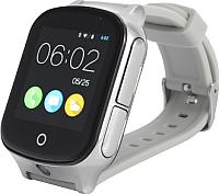 Умные часы детские Smart Baby Watch GW19 (серый) -