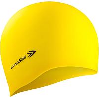 Шапочка для плавания LongSail Силикон 1/240 (желтый) -