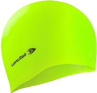 Шапочка для плавания LongSail Силикон 1/240 (зеленый) -