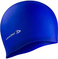 Шапочка для плавания LongSail Силикон 1/240 (синий) -