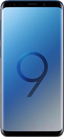 Купить Смартфон Samsung, Galaxy S9 Dual 64GB / G960F (синий), Китай