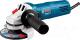 Профессиональная угловая шлифмашина Bosch GWS 750-125 Professional (0.601.394.00D) -