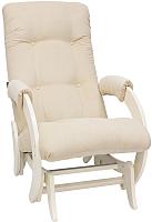 Кресло-глайдер Импэкс 68 (дуб шампани/Verona Vanilla) -