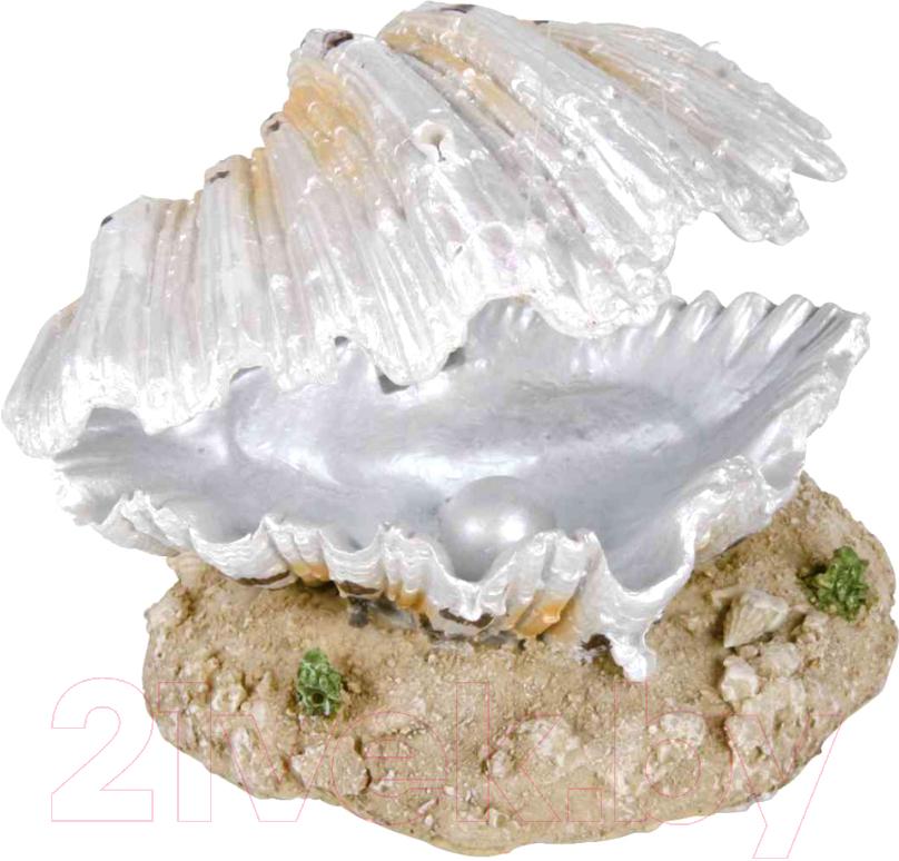 Купить Декорация для аквариума Trixie, Морская ракушка 8719, Германия, полиэфирная смола