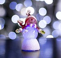 Световая фигурка Luazon Снеговик радушный 1077344 -