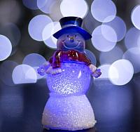 Световая фигурка Luazon Снеговик добряк 1077345 -