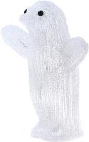 Светодиодная фигура 3D Luazon Пингвин белый 676998 -