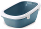 Туалет-домик Savic Simba 20540WBS (белый/голубой) -