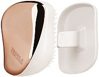 Расческа Tangle Teezer Compact Rose Gold Ivory -