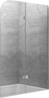 Стеклянная шторка для ванны Kolpa-San Terra TS112R -