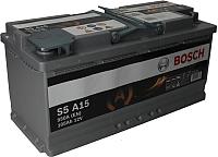 Автомобильный аккумулятор Bosch AGM S5 A15 605901095 / 0092S5A150 (100 А/ч) -