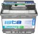 Автомобильный аккумулятор Ista Standard  6CT-63A1E (63 А/ч) -
