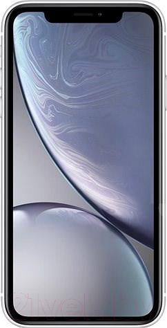 Купить Смартфон Apple, iPhone XR 64GB / MRY52 (белый), Китай