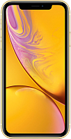 Смартфон Apple iPhone XR 64GB / MRY72 (желтый) -