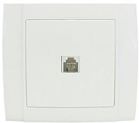 Розетка ETP Morena телефон (белый) -