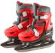 Коньки раздвижные Atemi AKSK-17.04 Snow Boy (р-р 26-29) -