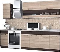 Готовая кухня ДСВ Маша 2.0 (венге/дуб сонома) -