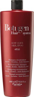 Шампунь для волос Fanola Botugen Hair System Botolife д/реконстр. ломких и поврежд. волос (1л)