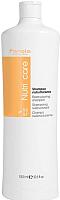 Шампунь для волос Fanola Nutri Care восстанавливающий для сухих и вьющихся волос (1л) -