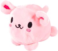Мягкая игрушка Button Blue Розовый кролик 73-1008 -