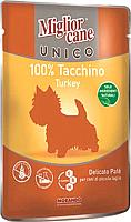 Корм для собак Miglior Cane Unico Turkey (100г) -
