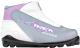 Ботинки для беговых лыж TREK Distance Women Comfort SNS (серый металлик/сиреневый, р-р 41) -