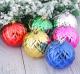 Набор ёлочных игрушек Зимнее волшебство Прокси / 2371153 (плавная сетка, 6шт) -