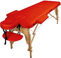 Массажный стол Atlas Sport 2723-3D PVC 10 №14 (оранжевый) -