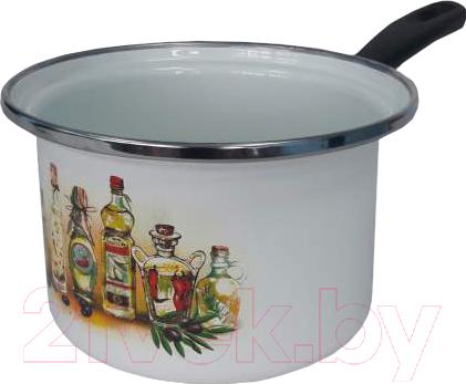 Купить Ковш Сантэкс, Специи 1-4410400 (белый), Украина