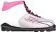 Ботинки для беговых лыж TREK Omni SNS (серебро/розовый, р-р 41) -