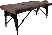 Массажный стол Atlas Sport Lux PU №15 (кофейный) -