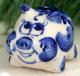 Статуэтка Yiwu Zhousima Craft Поросёнок Малыш / 3538860 -