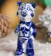 Статуэтка Yiwu Zhousima Craft Поросёнок Денди / 3602353 -