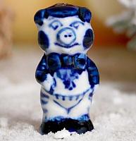Статуэтка Yiwu Zhousima Craft Поросенок Серж / 3602364 -