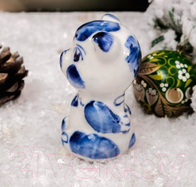 Статуэтка Yiwu Zhousima Craft Поросёнок Веня / 3792673