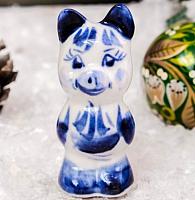 Статуэтка Yiwu Zhousima Craft Свинка Соня / 3792675 -